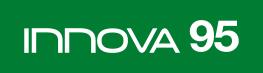 Logo gasolina innova95 avia
