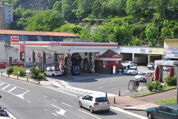 Gasolinera AZITAIN Avia Eibar