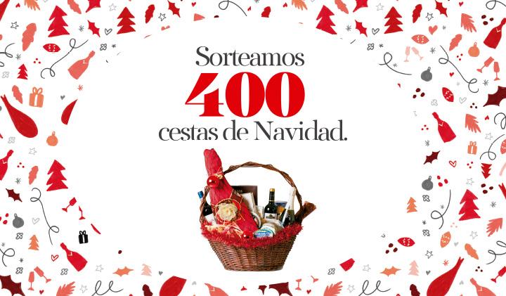cartel sorteo 400 cestas de navidad, club avia, Estación Servicio Aciatin, Eibar