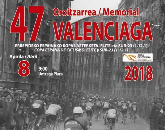 47 edicion memorial valenciaga - 2018