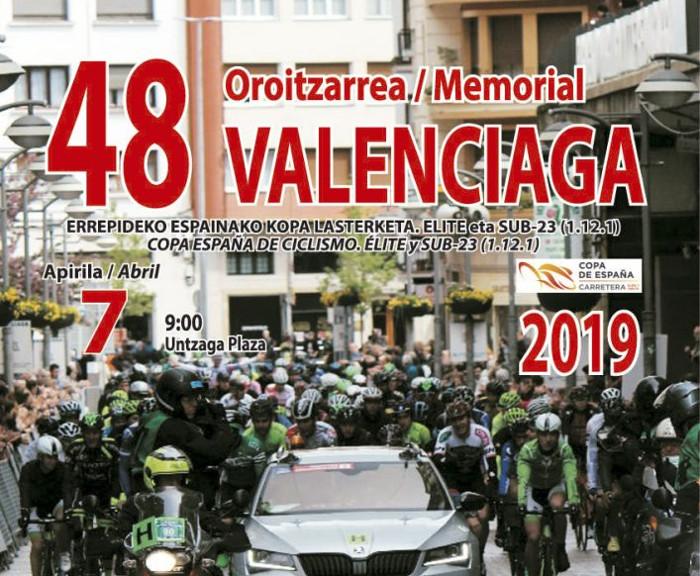 48 edición Memorial Valenciaga, Estación de Servicio ACITAIN - Eibar