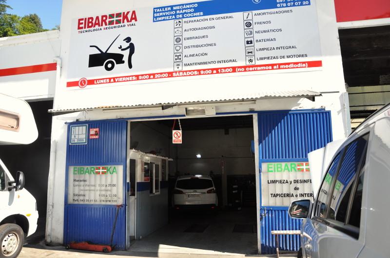 Taller mecánica rápida EibarKA - E.S. ACITAIN en Eibar - AVIA
