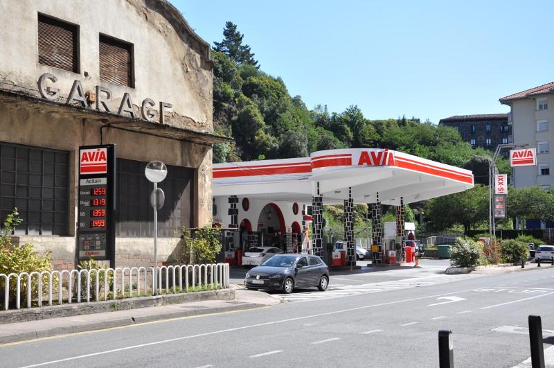 Estacion de servicio ACITAIN - Avia - en Eibar