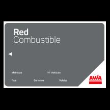 Tarjeta Red Combustible AVIA - E.S. Aciatin - en Eibar
