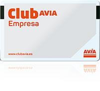 Tarjeta Club AVIA Empresa - E.S. Acitain