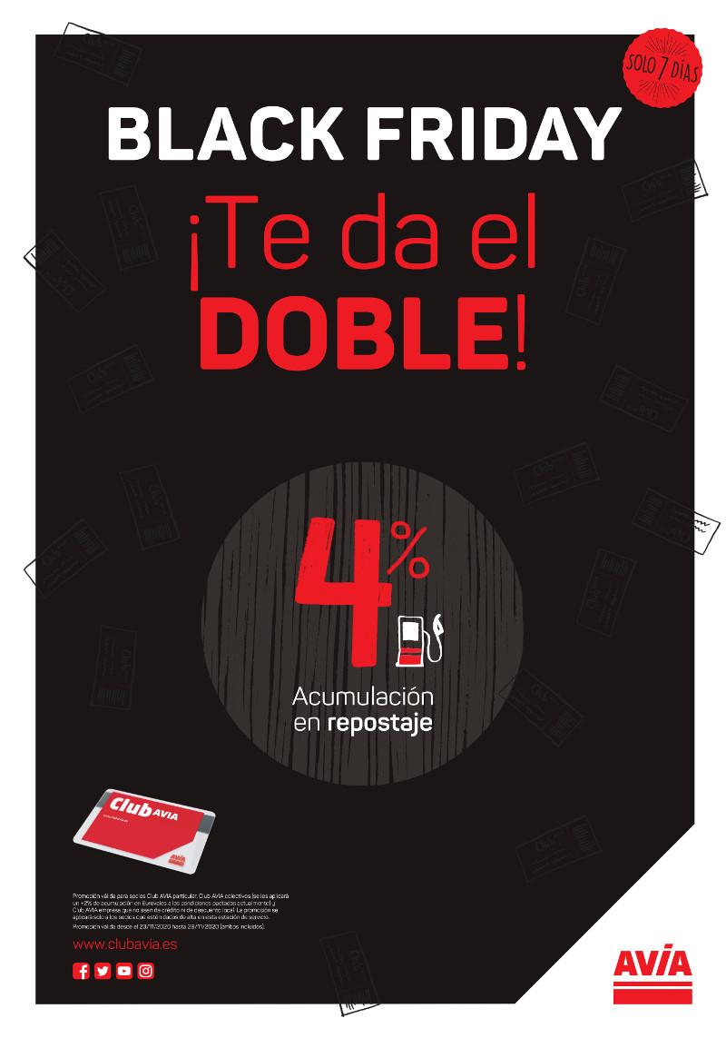 Black Friday ¡te damos el doble! - E.S. ACITAIN - Eibar