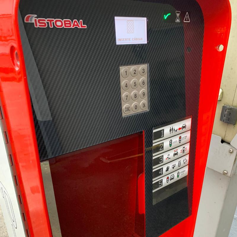 Máquina de lavado M22 - E.S. ACITAIN - Avia - Eibar
